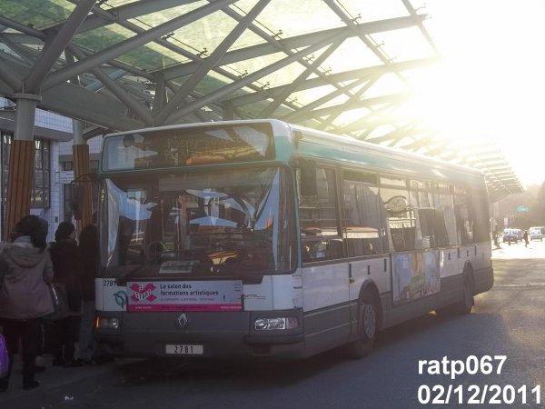 Ligne 118 bus renault agora s clim n 2781 blog de ratp067 - Ligne 118 bus ...
