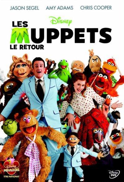 les muppets le retour [FRENCH BRRiP]